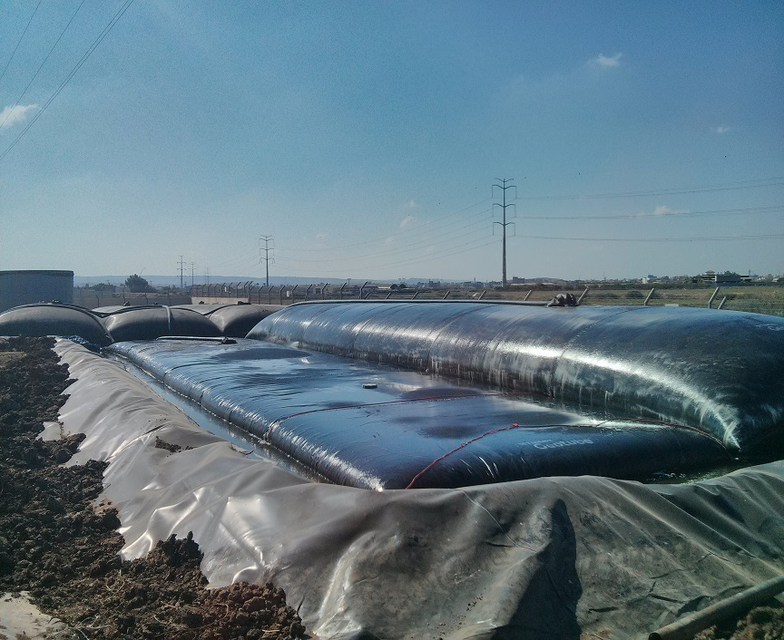Recurring sludge pumping – Tnuvot WWTP