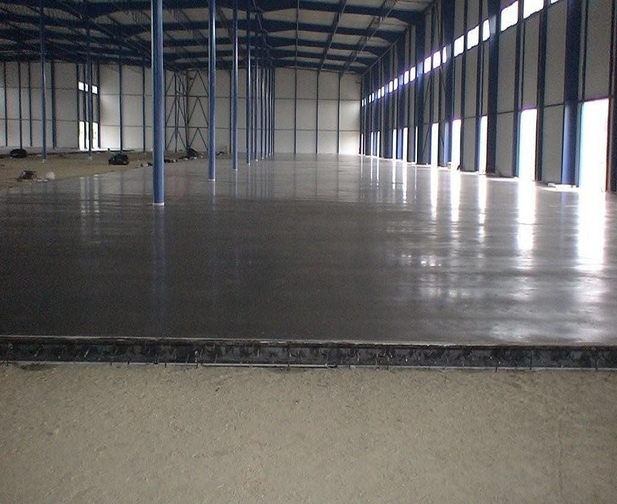 Solutions For Concrete And Industrial Floors