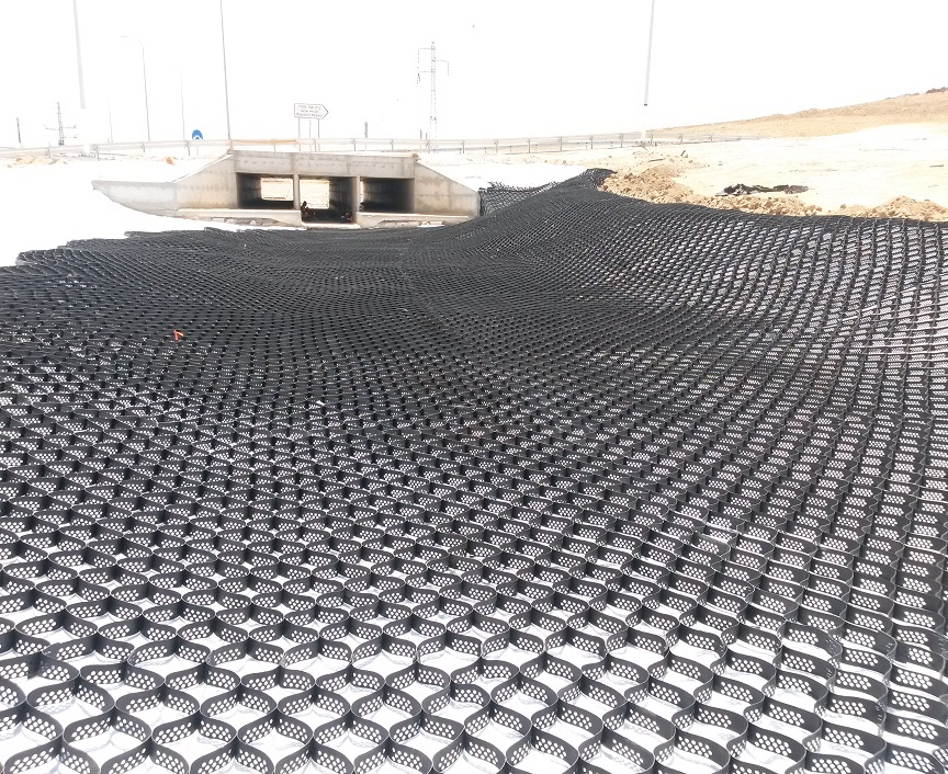 Pavement load support - Road 31, Israel